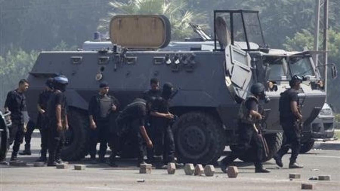 EgyptPoliceCSF