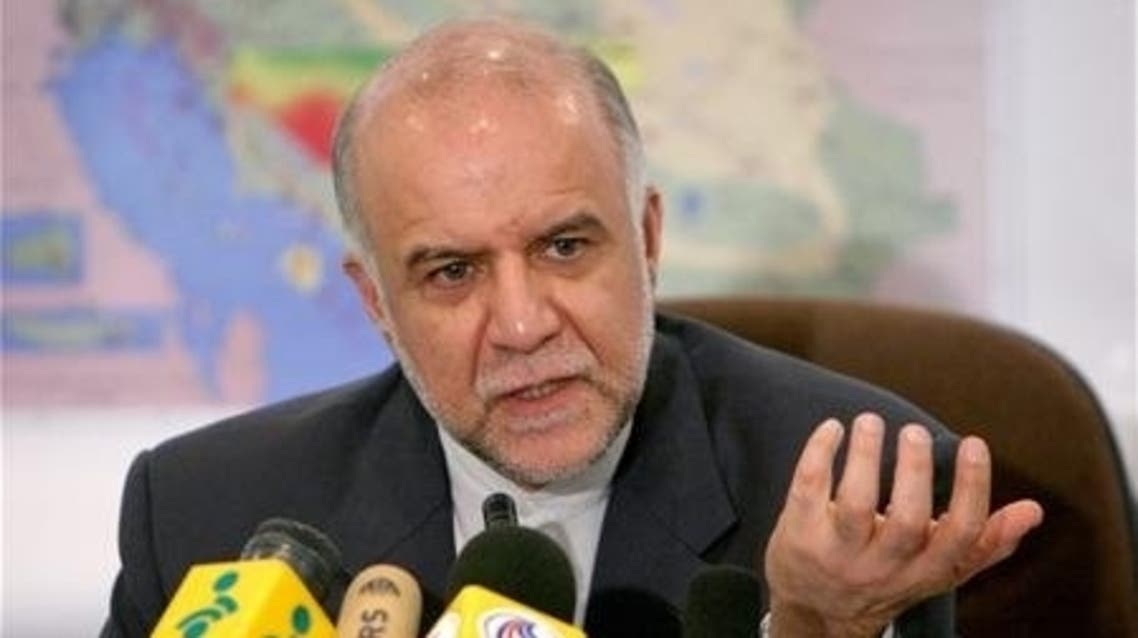 Iran oil minister reuters