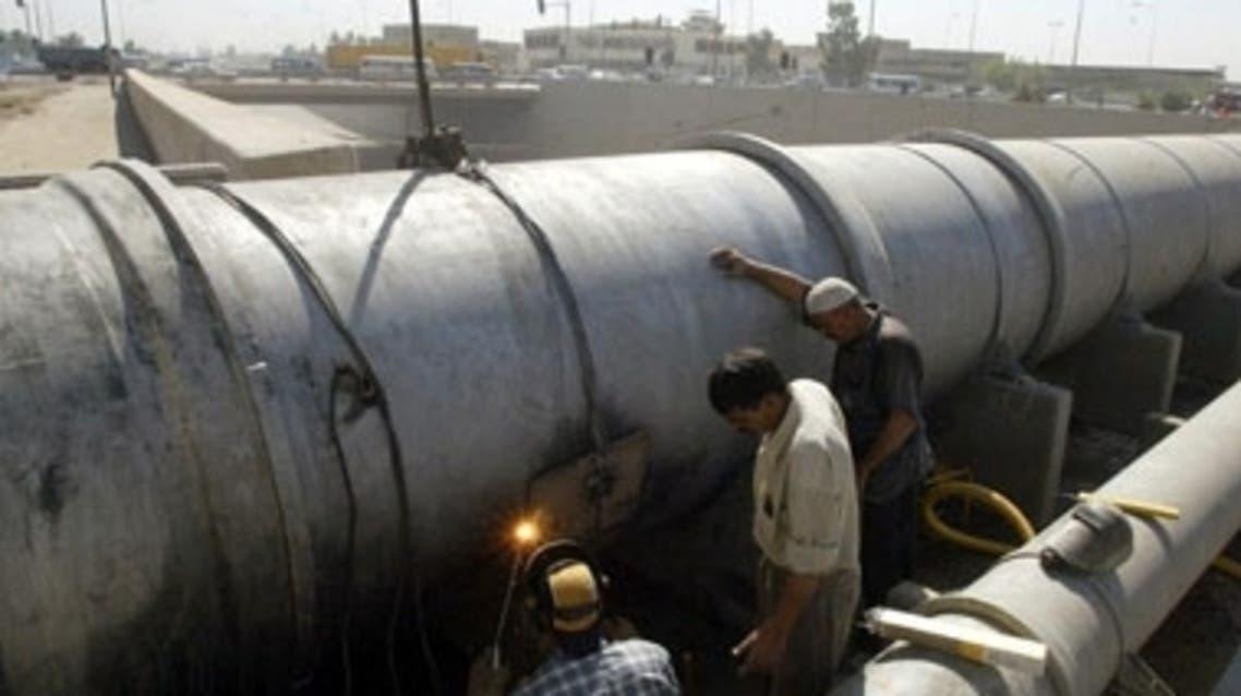 gas pipeline generic AFP