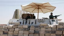 Rocket attack kills 15 militants in Sinai