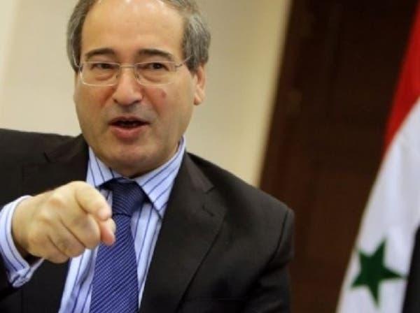 """سوريا تهدد بـ""""حرب عالمية ثالثة"""" عند توجيه ضربة لها"""