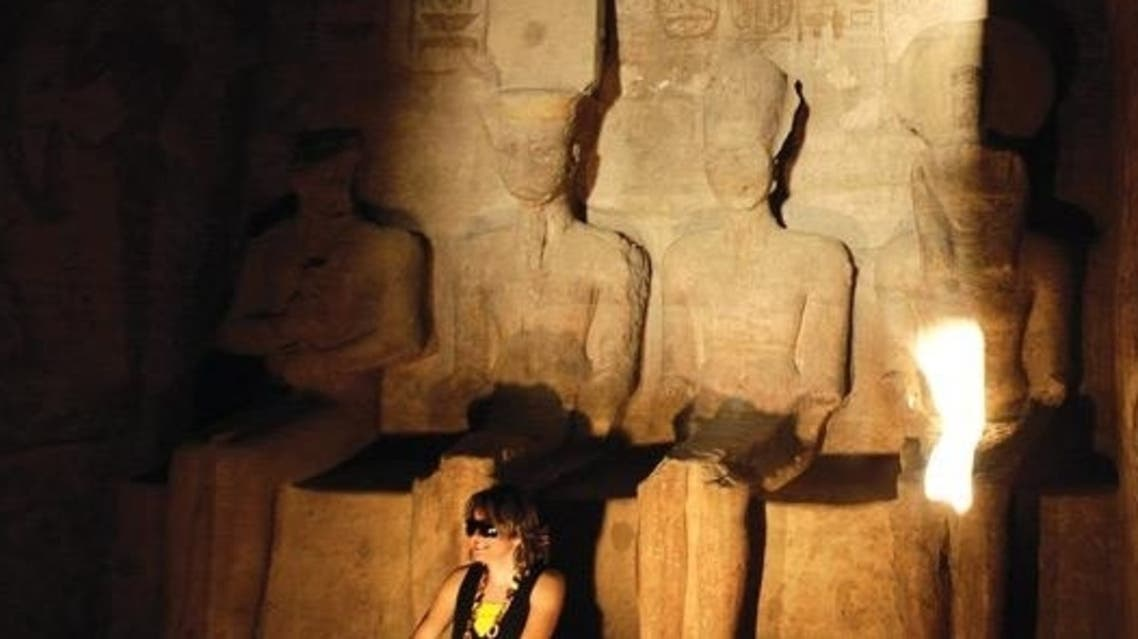 pharaoh ancient egypt reuters