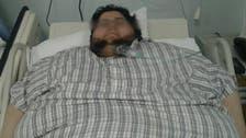 After weight loss battle, 380kg Saudi man dies of pneumonia