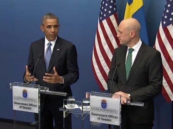 أوباما: واثق بأن الكونغرس سيوافق على توجيه ضربة للأسد