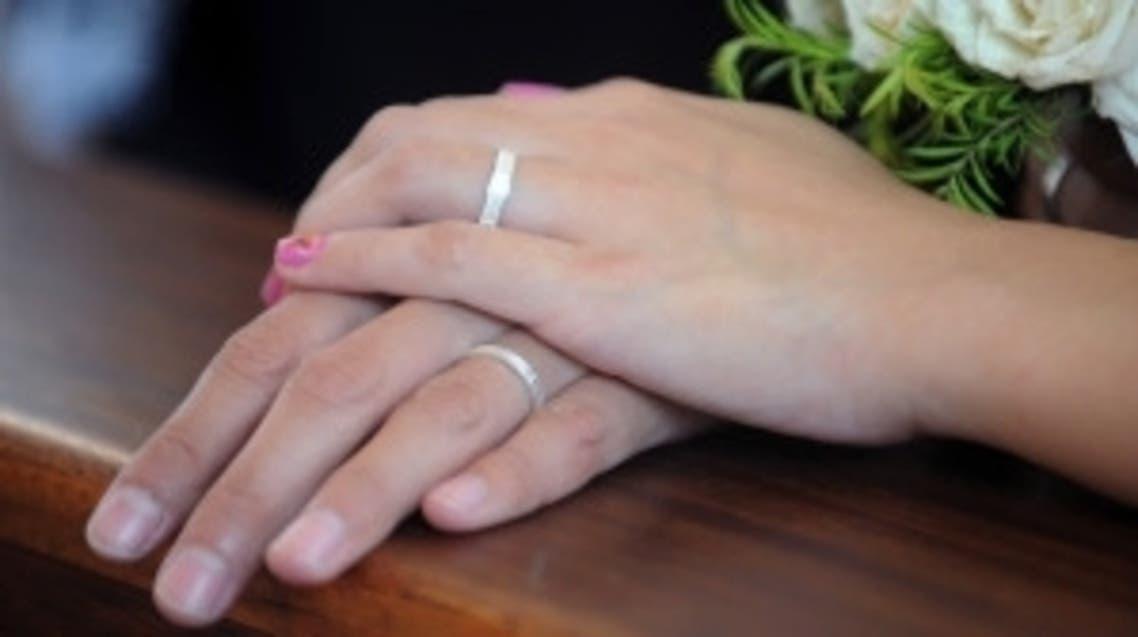 wedding AFP