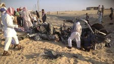 Egypt's Sinai emerges as new theater for jihad