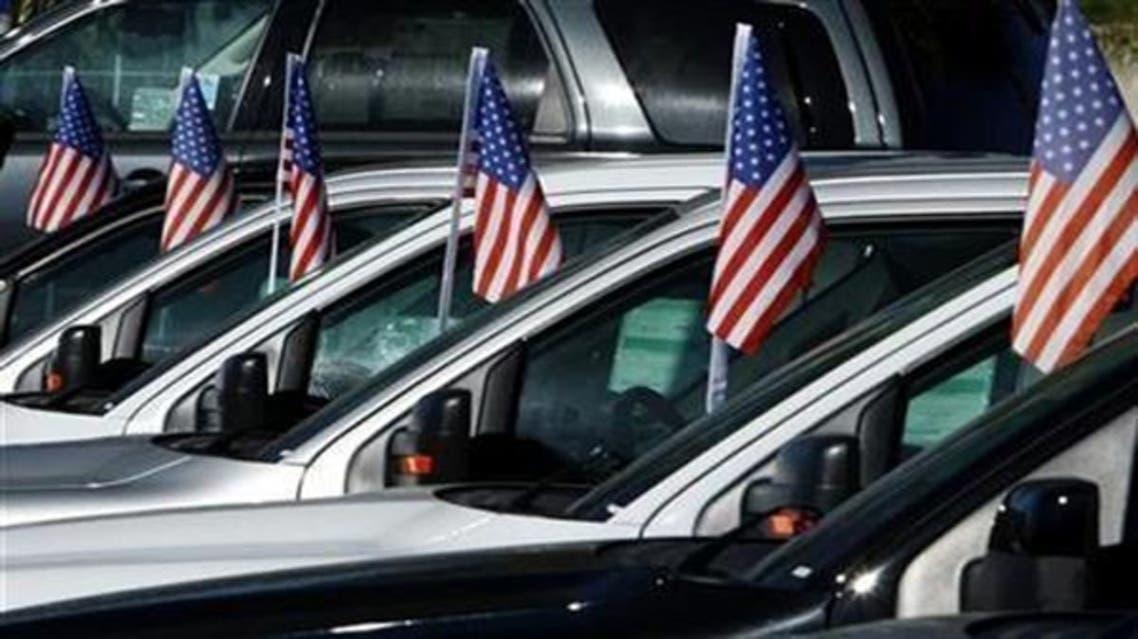 السيارات في أمريكا