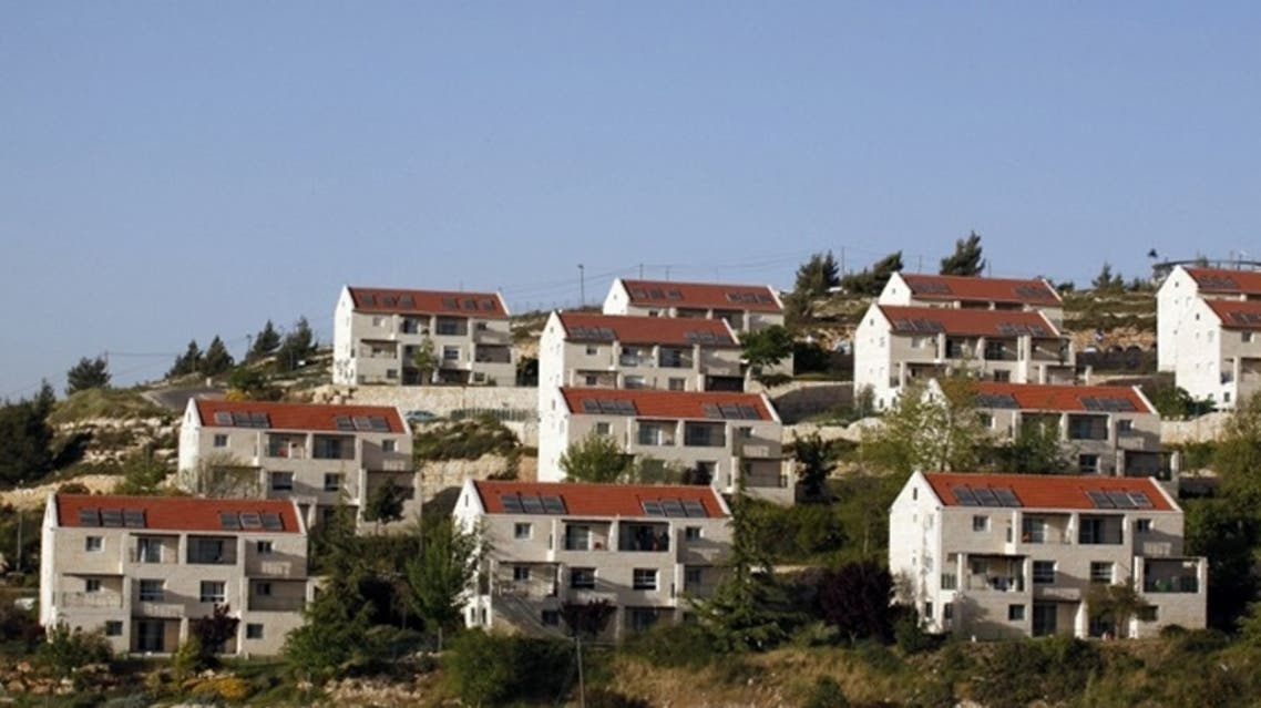 The Beit El Jewish settlement near the Palestinian West Bank city of Ramallah (File Photo: AFP)