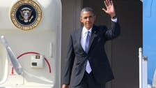 Obama lands in Russia for G-20 summit