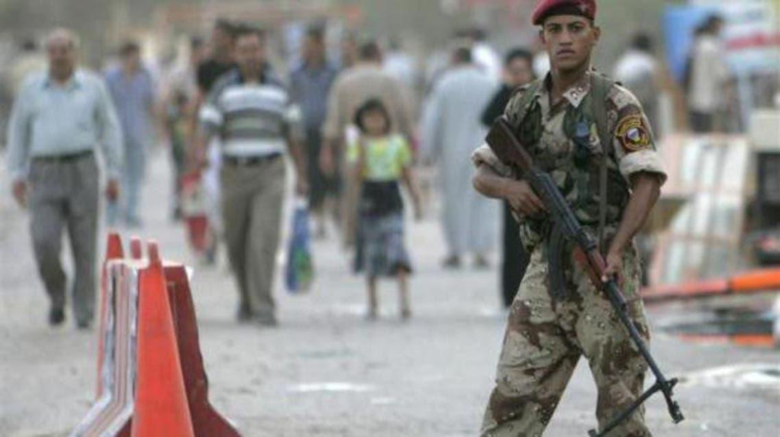 iraqi soldiers reuters