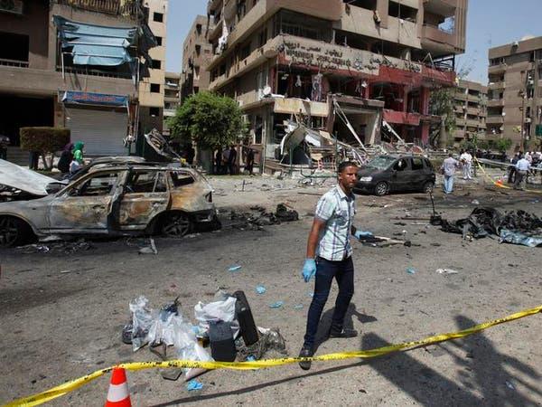 فيديو اللحظات الأولى لمحاولة اغتيال وزير داخلية مصر