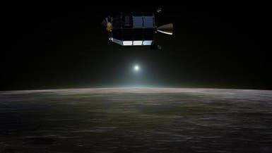 """""""ناسا"""" تطلق مركبة فضائية لاستكشاف غبار القمر"""
