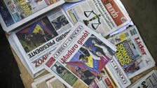 Venezuela print shortage threatens newspapers