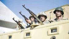 الجيش المصري يبدأ عملية كبيرة في شمال سيناء