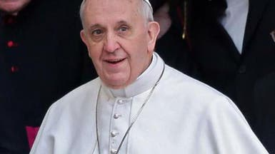 رسالة من بابا الفاتيكان إلى الصحافيين حول العالم