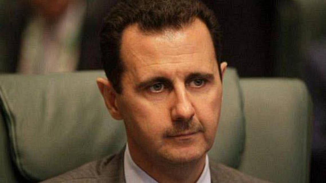Syrian President Bashar al-Assad there is no conclusive evidence that there had been a chemical attack in the Ghouta region on Aug. 21. (File photo: Al Riyadh newspaper)