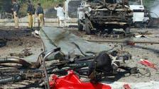 Blast kills two in Pakistan's Quetta, say police