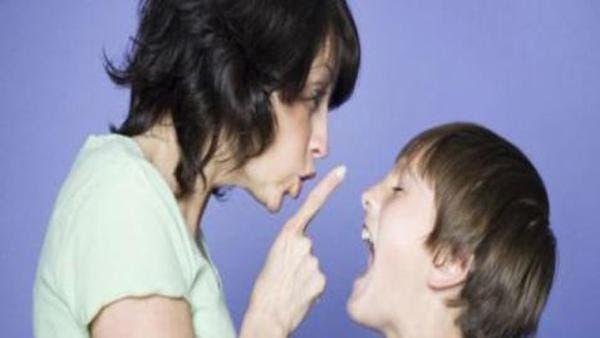 التوبيخ بصوت عالي على الاطفال يسبب لهم الكابه a0286d14-4d39-4daf-a
