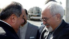 New Iranian foreign minister visits neighboring Iraq