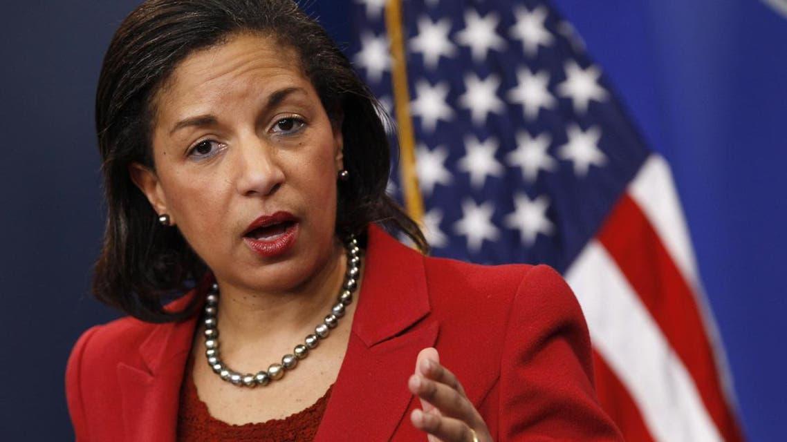 Susan Rice. (AFP)