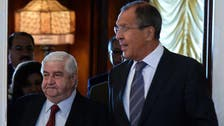 Russia and Syria urge U.S. to focus on peace talks, not strikes