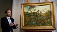 """اكتشاف لوحة """"قديمة جديدة"""" للرسام الهولندي فان غوغ"""