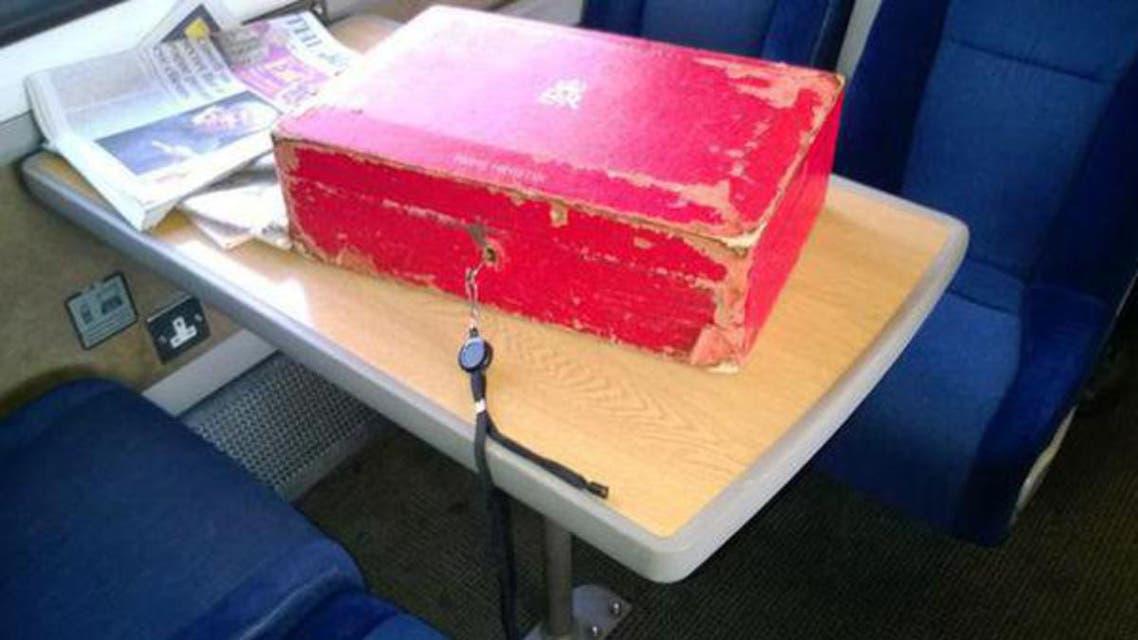 UK PM Red Box