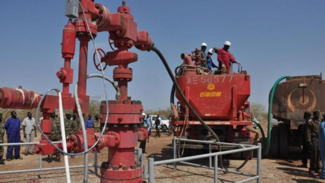 sudan oil AFP 1
