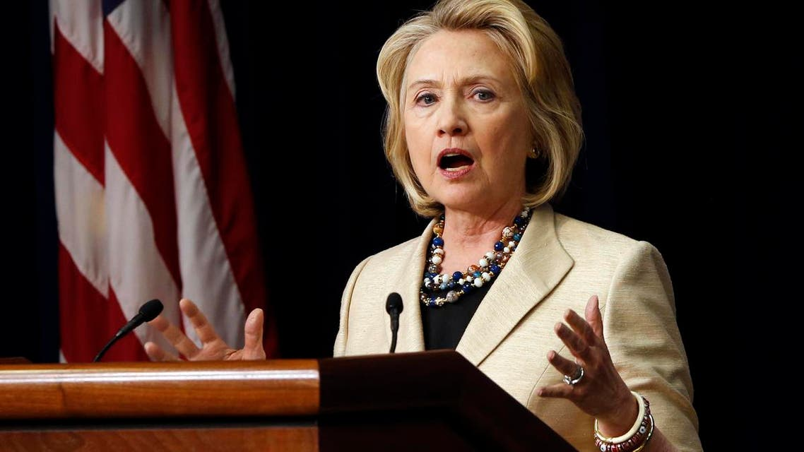 Clinton (Reuters)