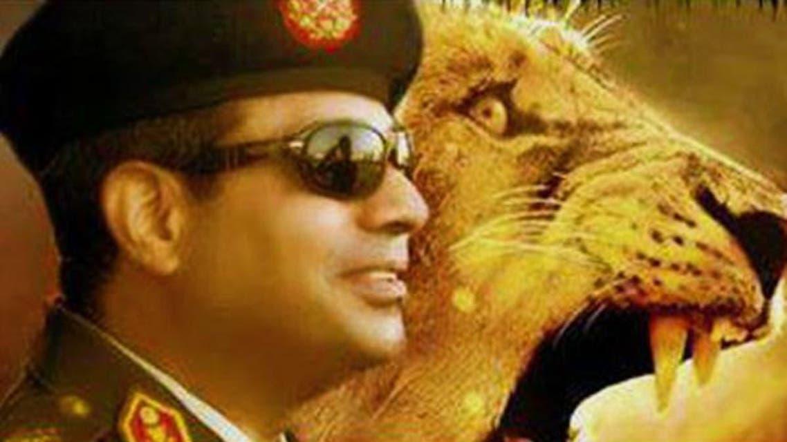 lion sisi