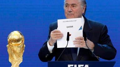 فضيحة فساد جديدة تهدد مونديال قطر