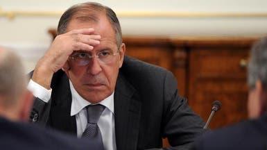 """لافروف: غياب إيران عن جنيف """"خطأ لا يغتفر"""""""