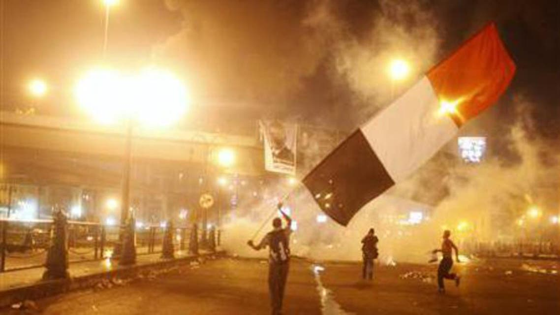 """The military's overthrow of President Mohammad Mursi in July after mass protests against him unleashed an """"extreme level of political violence,"""" Amnesty International said. (File photo: Reuters)"""