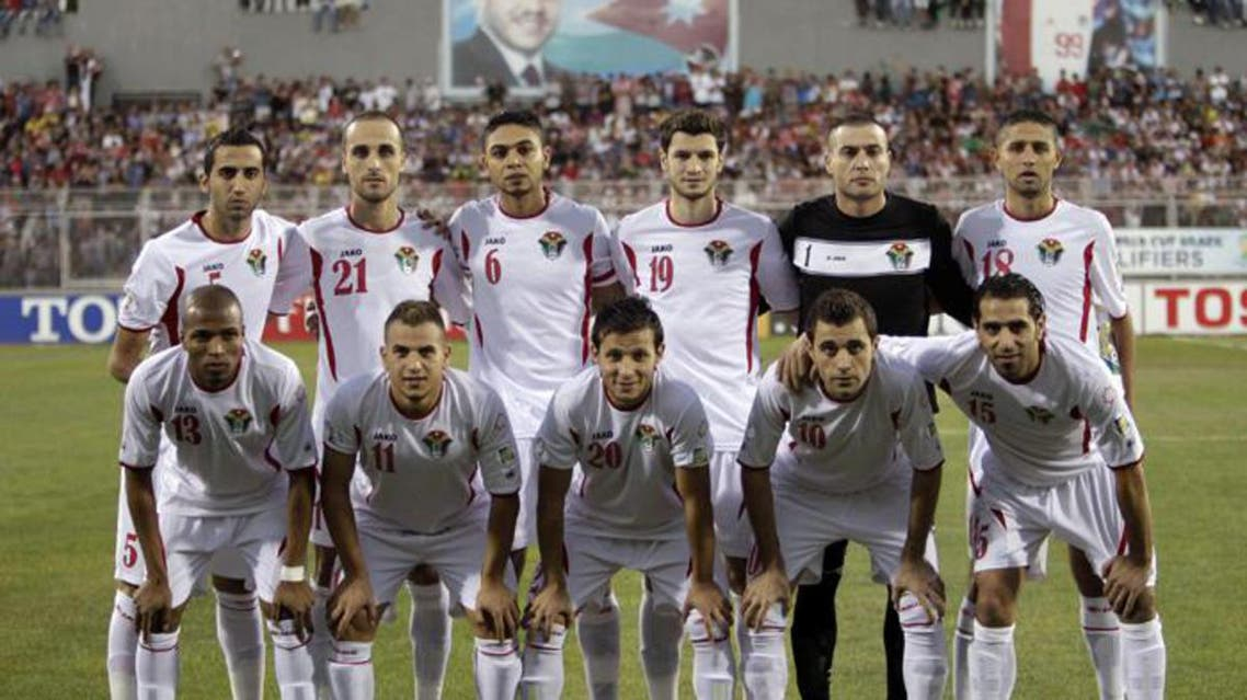 Jordan vs Uzbekistan (AFP)