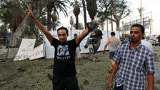 Explosion wrecks foreign ministry building in Libya's Benghazi
