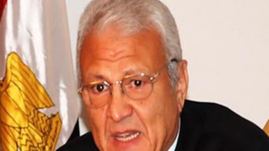 وزير الاتصالات المصرى عاطف حلمي