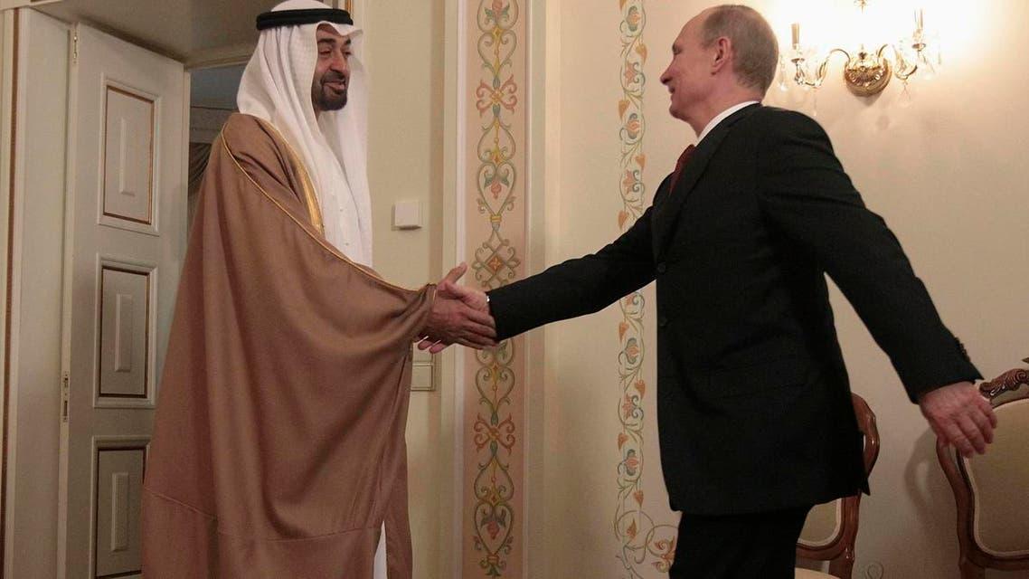 MBZ Putin Reuters