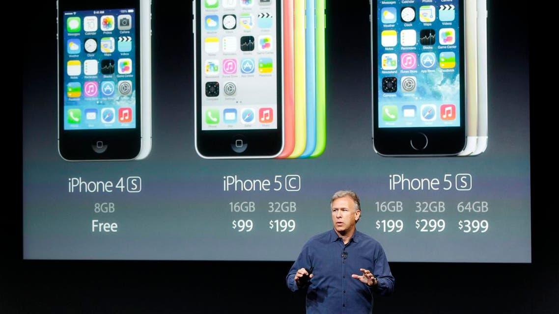 iphone 5S reuters
