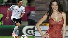 Ex-beauty queen Aida Yespica denies 'exhausting' Muslim playmaker Özil