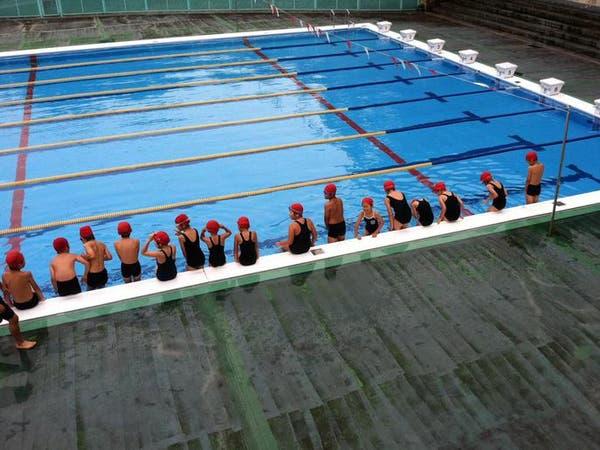 أول سباحة سعودية لم تصل إلى العالمية