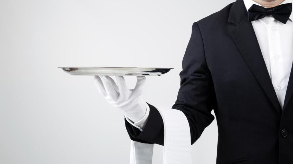British-trained butlers are increasingly being hired around the world. (Courtesy: Cristovao Portfolio via Shutterstock)