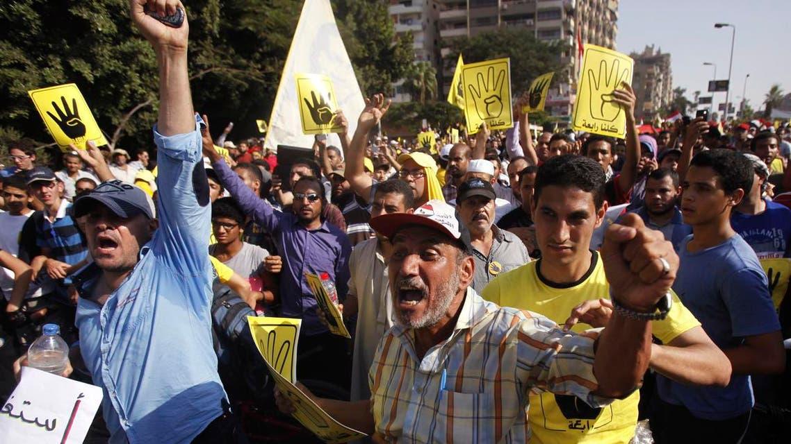 cairo protest reuters