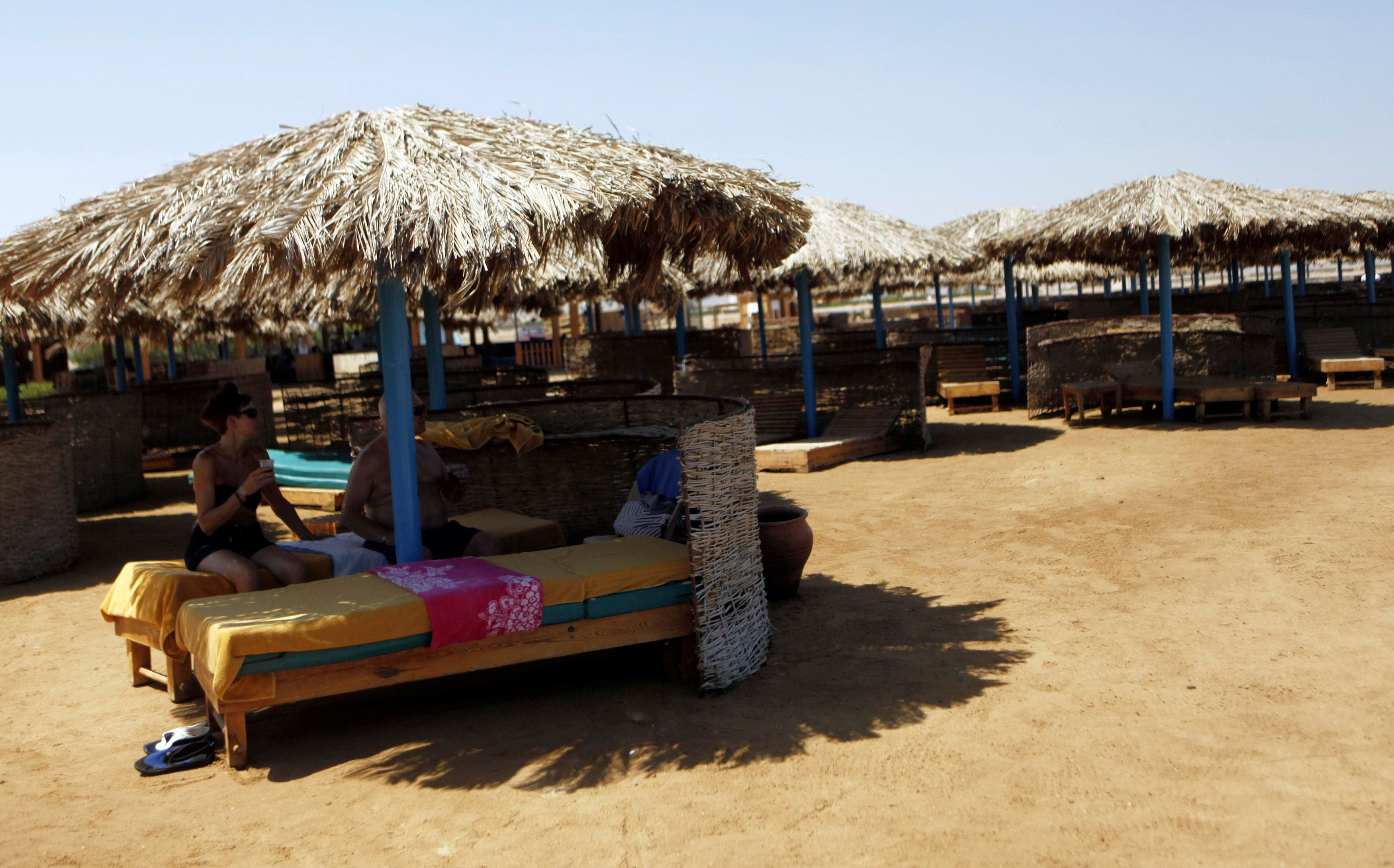 Egypt's tourism hit hard by crisis
