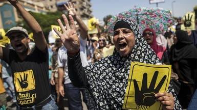 قتيلان و14 مصابا في اشتباكات الأهالي مع أنصار الإخوان