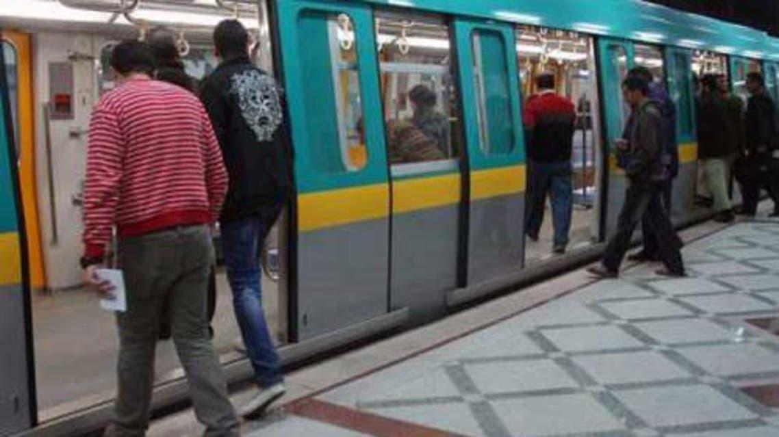 مترو القاهرة
