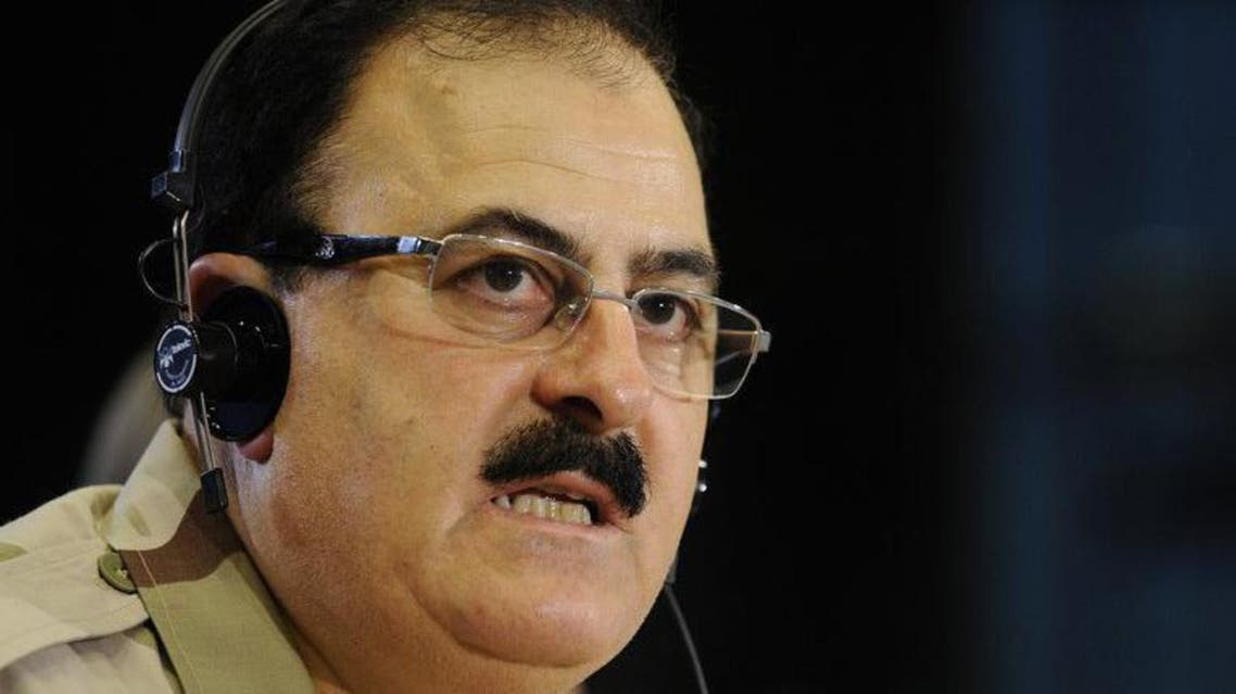 FSA General Selim Idriss said the deal would allow the escape if Syrian President Bashar al-Assad. (File photo: AFP)