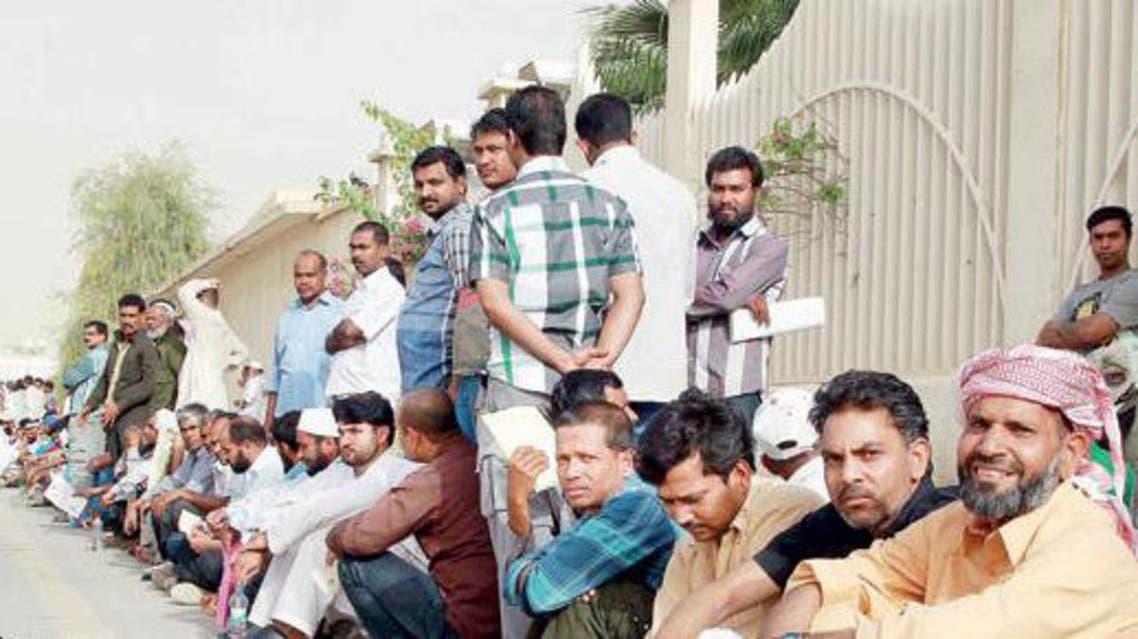 عمالة في السعودية