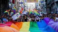 Activist hopes to become Turkey's first gay mayor