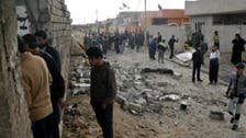 Suicide bomber kills 21 at funeral in northern Iraq's Nineveh