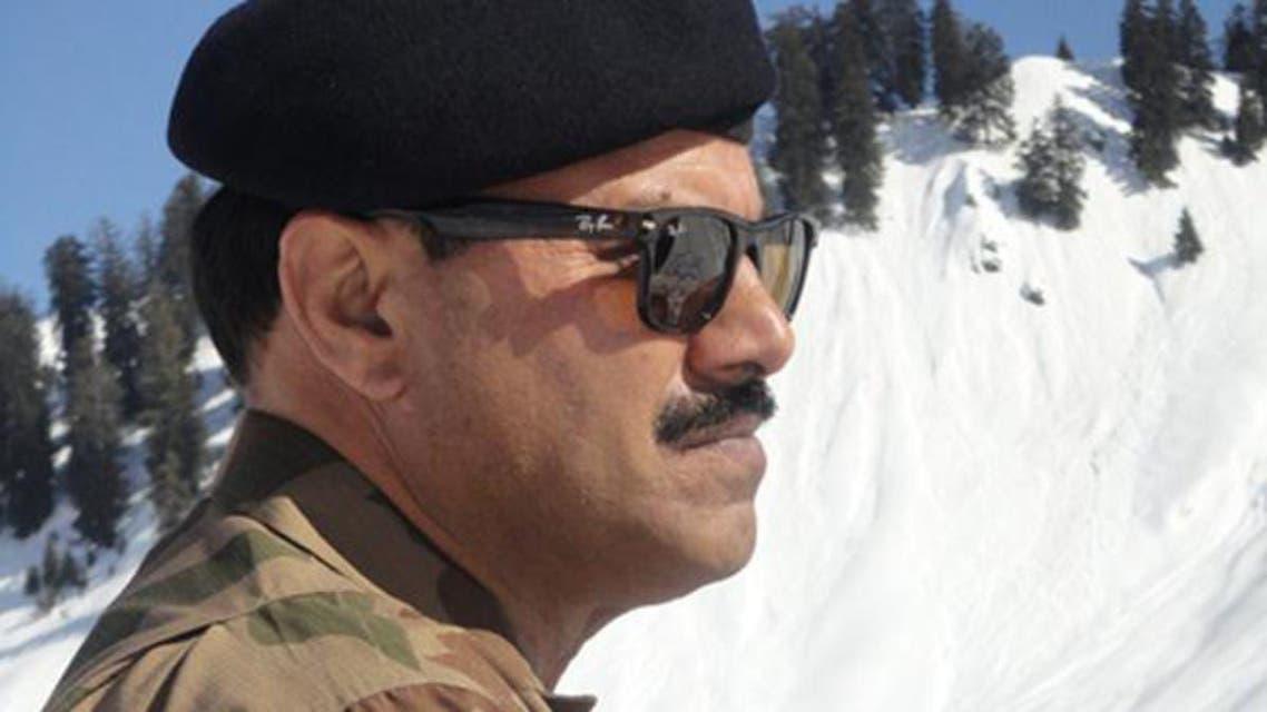 میجر جنرل ثناء اللہ شہید